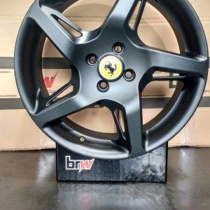 Rodas Ferrari Preta